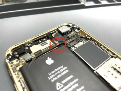 iPhone6水没反応結果