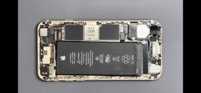 iPhone6水没反応2